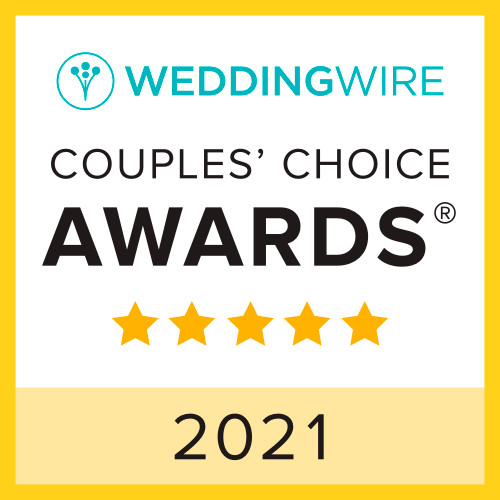 2021 Wedding Wire Couples Choice Awards