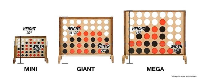 Where to find GAME, GIANT CONNECT 4 in Colonial Heights