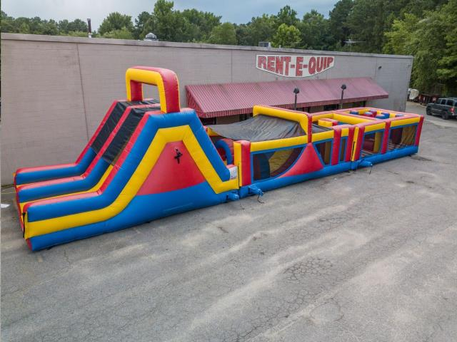 Where to find MOONWALK,65  MEGA OBSTACLE COURSE in Colonial Heights