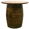 Rental store for WINE BARREL TABLETOPPER 36 -40 in Colonial Heights VA