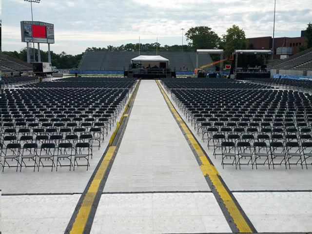 Where to find EVENT FLOOR, ULTRA DECK in Colonial Heights