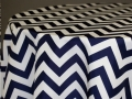 Rental store for NAVY CHEVRON LINENS in Colonial Heights VA