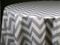 Rental store for GREY CHEVRON LINENS in Colonial Heights VA