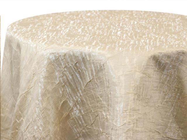 Where to find IVORY IRIDESCENT CRUSH LINENS in Colonial Heights