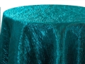 Rental store for TEAL IRIDESCENT CRUSH LINENS in Colonial Heights VA