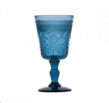 Rental store for GLASS, DEBUTANTE GOBLET BLUE 10 OZ in Colonial Heights VA