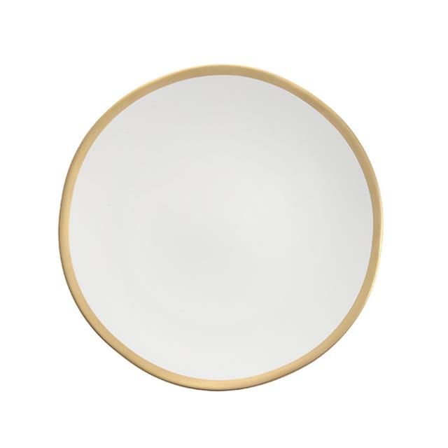 Where to find CERAMIC LINEN GOLD RIM in Colonial Heights