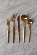 Rental store for HAMPTON FULL GOLD FLATWARE in Colonial Heights VA