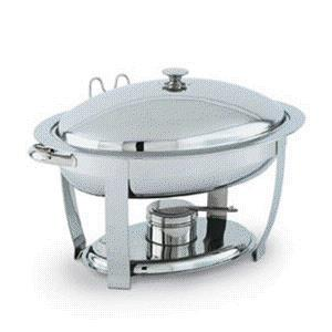 Where to find CHAFER, 4 QT OVAL STAINLESS in Colonial Heights