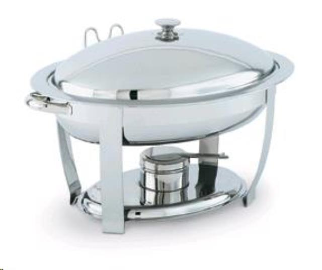 Where to find CHAFER, 6 QT OVAL STAINLESS in Colonial Heights