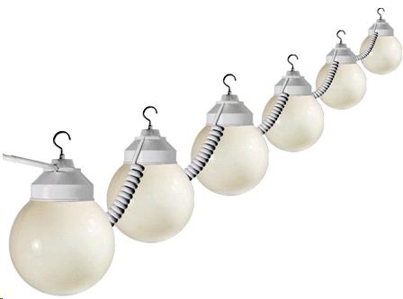 Where to find LIGHTS, 6  GLOBE WHITE 10 GLOBES in Colonial Heights