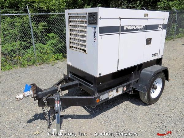 Where to find GENERATOR, 25-30 KVA TOWABLE DIESEL in Colonial Heights