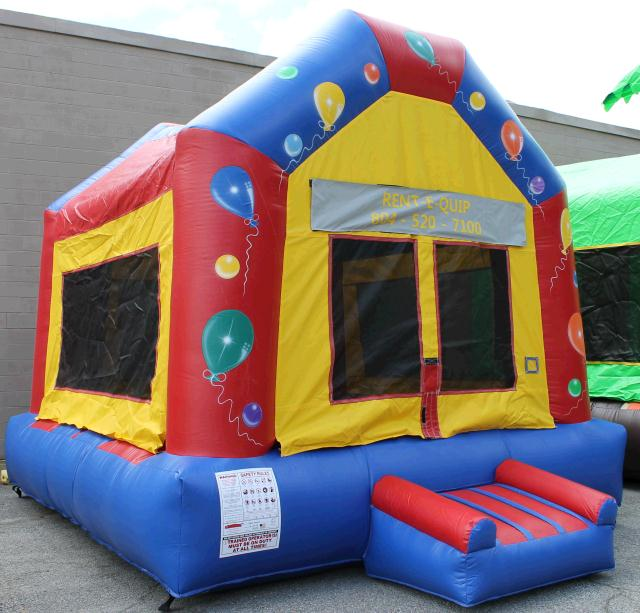 Where to find MOONWALK, BALLOON PARTY CASTLE in Colonial Heights
