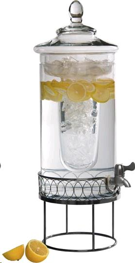 Where to find BEVERAGE DISPENSER, GLASS in Colonial Heights