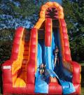 Rental store for MOONWALK, FIRE   ICE SLIDE in Colonial Heights VA