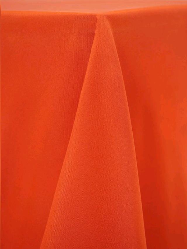 Where to find ORANGE POLY LINENS in Colonial Heights
