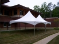 Rental store for 20  WIDE HIGH PEAK FRAME TENTS in Colonial Heights VA