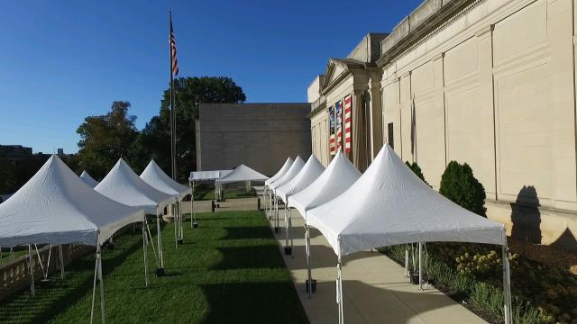 Where to find 10  WIDE TENTS in Colonial Heights