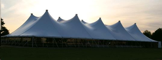 Where to find 80  WIDE HIGH PEAK POLE TENTS in Colonial Heights