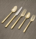 Rental store for PARKER BRUSHED GOLD FLATWARE in Colonial Heights VA