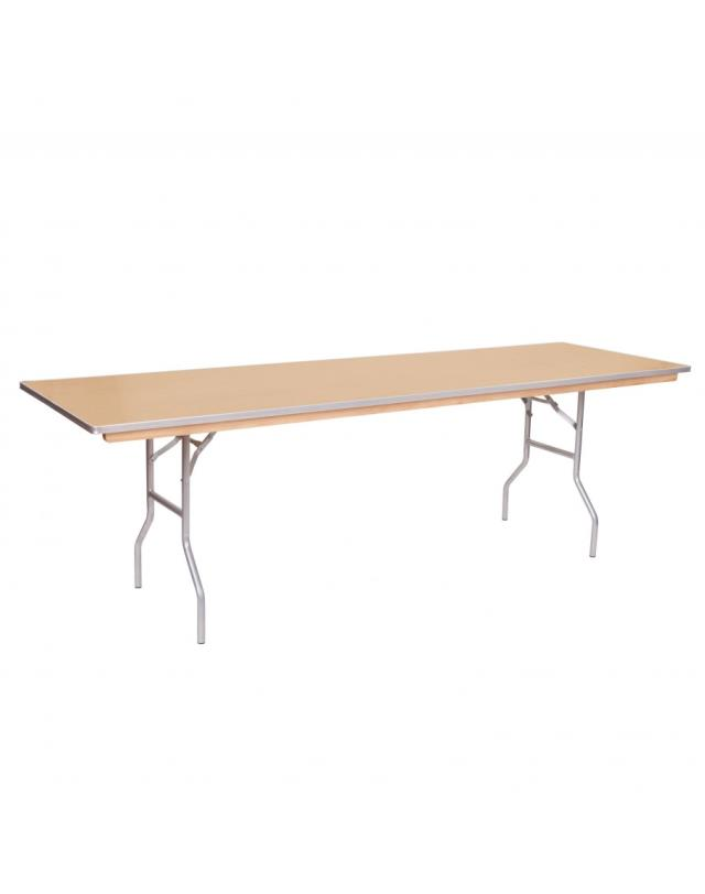 Super Tables King Rectangular 8 Foot X 42 Inch Rentals Colonial Interior Design Ideas Inesswwsoteloinfo